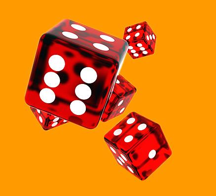 Casino Würfel in Österreich