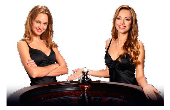 Frauen im ernsten Kasino Österreich